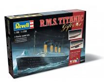 Revell 1:700 + 1:1200 R.M.S. Titanic Models Gift Set (2 Modellen!)