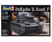 Revell 1:76 PzKpfw II Ausf. F