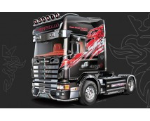Italeri 1:24 Scania 164L Topclass Showtruck