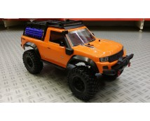 Traxxas TRX-4 Sport Oranje met LED Kit (ZONDER TRAXX)