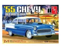 AMT 1:25 '55 Chevy Bel Air Sedan