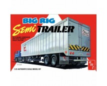AMT 1:25 Big Rig Semi-Trailer