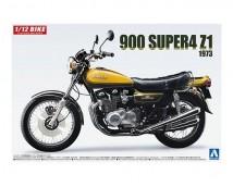 Aoshima 1:12 Kawasaki 900 Super 4 Z1  1973