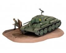 Revell 1:72 T-34 / 76 Model 1940    03294