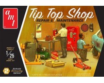 AMT 1:25 Tip Top Shop