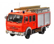 Revell 1:24 Mercedes 1017 LF16 Brandweerwagen (Ltd. Edition)    07655