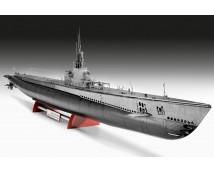 Revell 1:72 US Navy Submarine GATO Class (Limited PLATINUM Edition)    05168