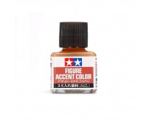 Tamiya Figure Accent Color (Pink-Brown) 40ml      87201