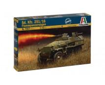 Italeri 1:72 Sd.Kfz.251/16 Flammenpanzerwagen     ITA7067