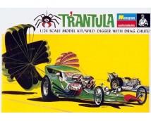Revell Monogram T'rantula Wild Fuel Dragster 1:24