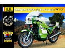 Heller 1:8 Kawasaki 1000GG -Godier Genoud-     52912