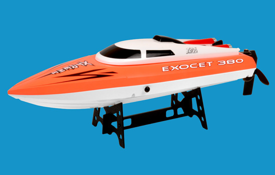 T2M Exocet 380 Mini RC Speedboot RTR