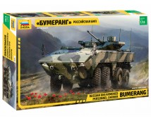 Zvezda  1:35 Bumerang Russian 8x8 Armored Personnel Carrier IFV      3696