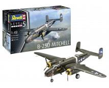 Revell 1:48 B-25D Mitchell    (04977)