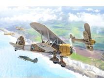 Italeri 1:72 Fiat CR.42 Falco  (ITA-1437)