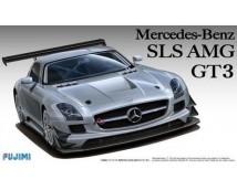 Fujimi 1:24 Mercedes Benz SLS AMG GT3 ModelKit