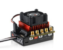 Hobbywing QuicRun 10BL120  120A Brushless ESC (Sensored/sensorless)   HW30125000