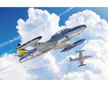Italeri 1:72 Lockheed T-33A Shooting Star    ITA1444