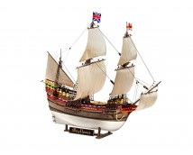 Revell 1:83 Mayflower 400th Anniversary Set incl. lijm en verf        05684