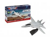 Revell 1:72 Maverick's F-14 Tomcat  TOPGUN  Easy Click     04966