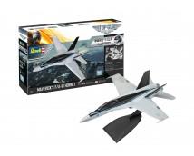 Revell 1:72  Maverick F/A-18 Hornet  TOPGUN  Easy Click      04965