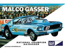 MPC 1:25 Ford Mustang 1967 Ohio George Malco Gasser Funnycar