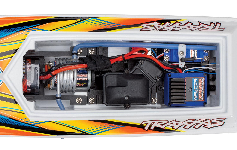 Traxxas BLAST High Performance RC Boat TQ inclusief accu en lader