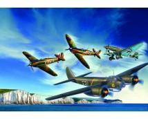 Revell 1:72 Battle Of Britain Gift Set    05691