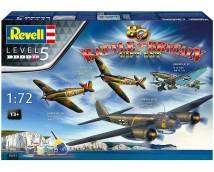 Revell 1:72 Battle Of Britain Gift Set incl. lijm en verf   05691