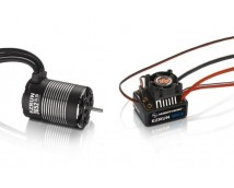 Hobbywing Brushless 1:10 Combo 3300KV (3,2mm motor-as)