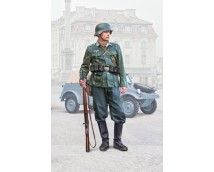 Italeri 1:9 German Infantryman  (ESCI moulds)    ITA7407