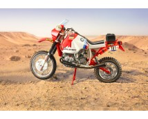 Italeri 1:9 BMW R80G / S1000 Paris Dakar 1985    ITA4641