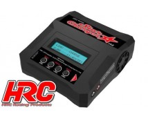 HRC Star Charger V4.0 - 100W NiMh/LiPo Lader (ook LiHV)