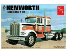 "AMT 1:25 Kenworth Conventional W-925 ""Moving On"""