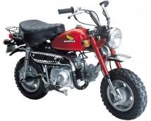 Aoshima 1:12 Honda Monkey Z50J-I