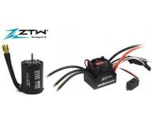 HRC 1:10 Brushless Combo Set 60A ESC + 4350KV Motor 2-3S LiPo