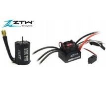 HRC 1:10 Brushless Combo Set 60A ESC + 3450KV Motor 2-3S LiPo