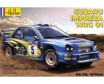 Heller 1:24 Subaru Impreza WRC 2001    HEL-80761