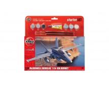 Airfix 1:72 McDonnell Douglas F/A-18A Hornet      A55313