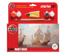 Airfix 1:400 Mary Rose Starter Set     A55114