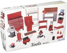 Fujimi 1:24 Car Workshop Tools Remix        114392