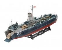Revell 1:144 US Navy Landing Ship Medium (Bofors 40mm gun)    05169