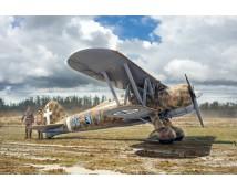 Italeri 1:48 Fiat CR.42 Falco Battle Of Britain    ITA2801