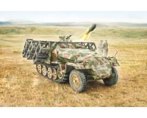 Italeri 1:72 Sd. Kfz. 251/1 Wurfrahmen 40 Stuka Zu Fuss    ITA7080