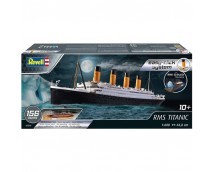 Revell 1:600 RMS Titanic Easy Click System met Diorama!   05599