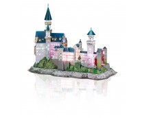 Revell 3D Puzzle Slot Neuschwanstein met multicolor LED verlichting     00151