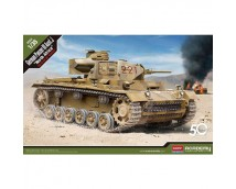 Academy 1:35 Panzer III Ausf. J North Africa     13531