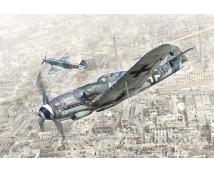 Italeri 1:48 Bf109 K-4          ITA2805