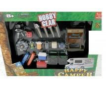 Hobby Gear Happy Camper Accessoire Set 1:24