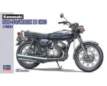 Hasegawa 1:12 Kawasaki 500SS MachIII (H1)  1969           21510